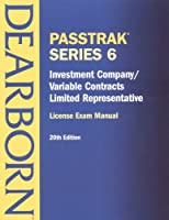 Investment Company, Variable Contracts, Limited Representative 0793146267 Book Cover