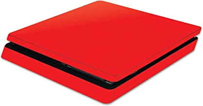 ps4 slim red