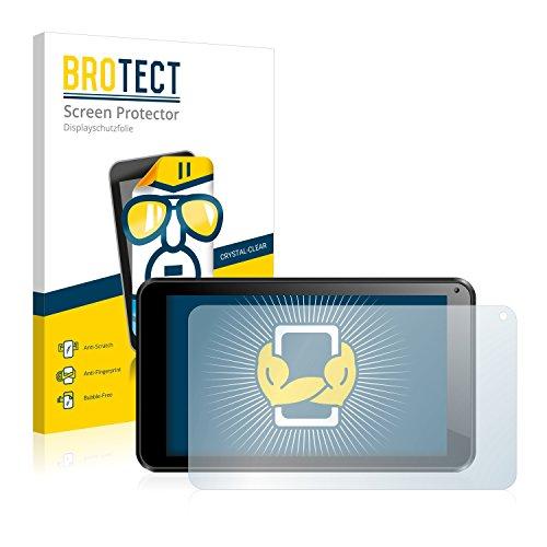 BROTECT Schutzfolie kompatibel mit Odys Intellitab (2 Stück) klare Bildschirmschutz-Folie