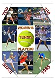 Top 100 Women's Tennis Players Since 1985: This is the only book to use an in depth ranking system to find the TOP 100 of the 'Modern Era'. Where do your favorites rank?