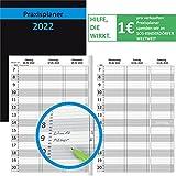 Praxisplaner 2022 A4 15min Takt Terminplaner Terminbuch mit Datum Kalender Timer