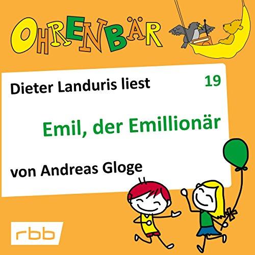 Couverture de Emil, der Emillionär