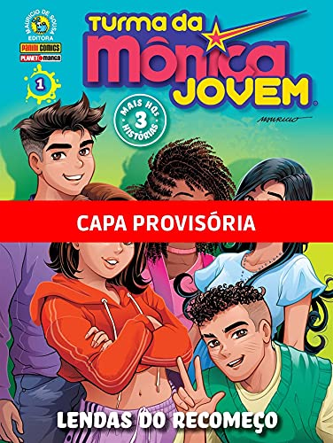 Turma Da Mônica Jovem (2021) Vol. 2