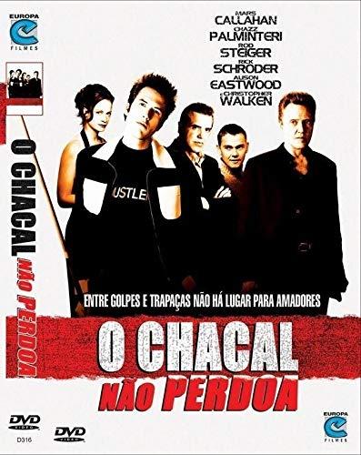DVD O Chacal Não Perdoa