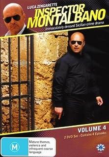 Inspector Montalbano (Volume 4) - 2-DVD Set ( Il Commissario Montalbano ) ( Detective Montalbano - Volume Four ) [ NON-USA FORMAT, PAL, Reg.0 Import - Australia ]