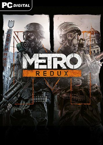 Metro: Redux [PC Steam Code]