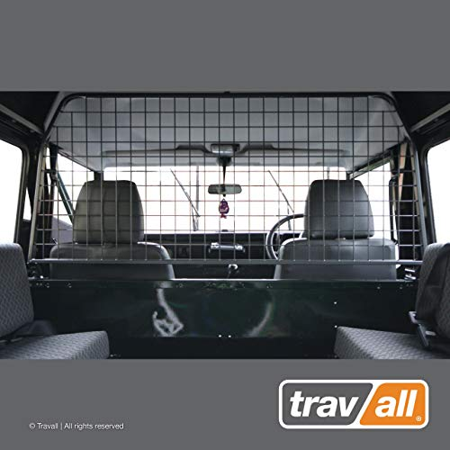 Travall Guard TDG1003 – Grille de séparation avec revêtement en poudre de nylon