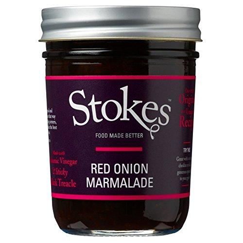 Stokes Saucen Rote Zwiebelmarmelade (265G)