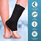 Zoom IMG-1 tutore caviglia elastica actesso ideal