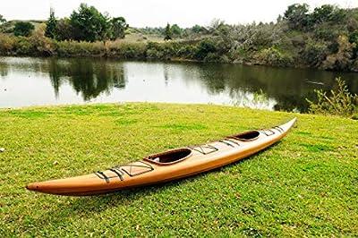 K003 Old Modern Handicrafts Real Kayak for 2 Persons, 19-Feet from Old Modern Handicrafts -- DROPSHIP