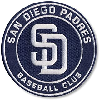 Football Fanatics MLB San Diego Padres 2012 Primary Logo Collectible Patch