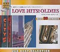 オールディーズ~ラブヒッツ ロイ・オービソン、ザ・トロッグス、パット・ブーン、ナット・キング・コール 他36曲2枚組 2CDT4