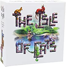 The Isle of Cats - Rescue as Many Cats As Possible for 1-4 Players, Ages 8+