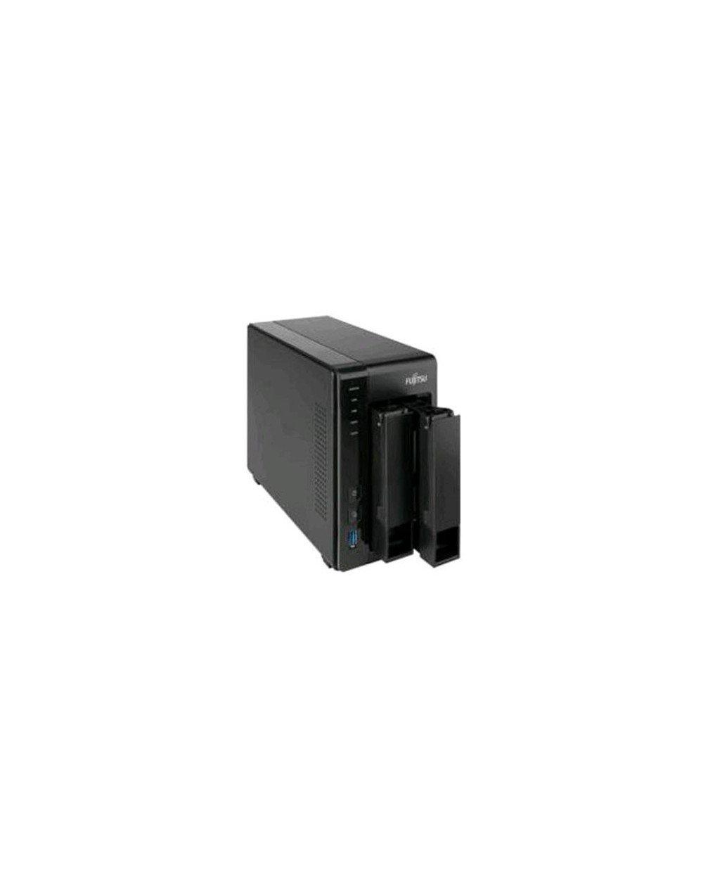 Fujitsu CELVIN NAS QE707 双托架无硬盘托盘带 HDD/SSD 安装螺钉 Erhaltlich