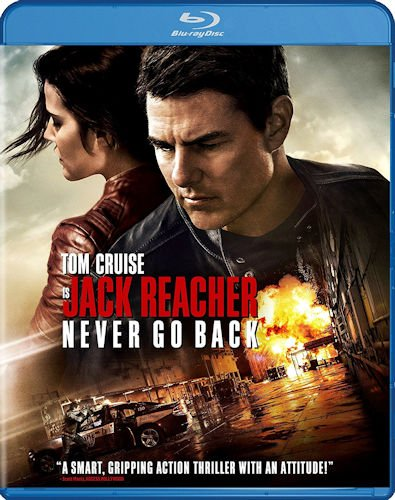 JACK REACHER: NEVER GO BACK - JACK REACHER: NEVER GO BACK (2 Blu-ray)