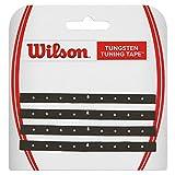 Wilson Bleiband Schlägerkopf Tungsten Tuning Tape, schwarz, WRZ535900