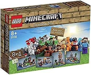 LEGO - Mesa de Trabajo, Multicolor (21116)
