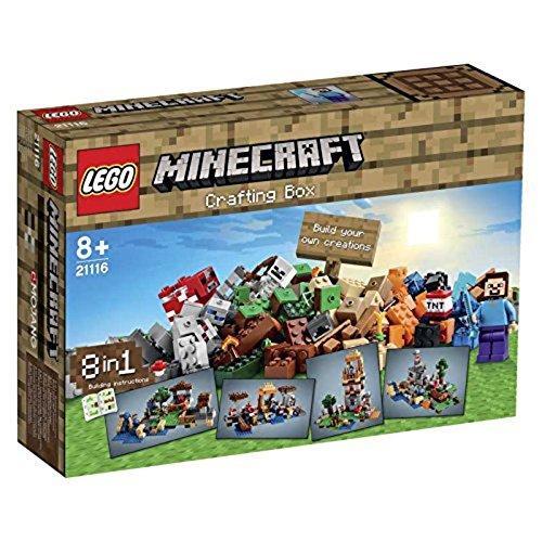 LEGO Minecraft 21116 - Creative Box