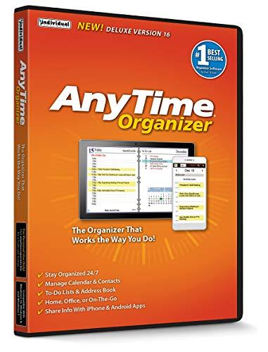 AnyTime Organizer Deluxe 16