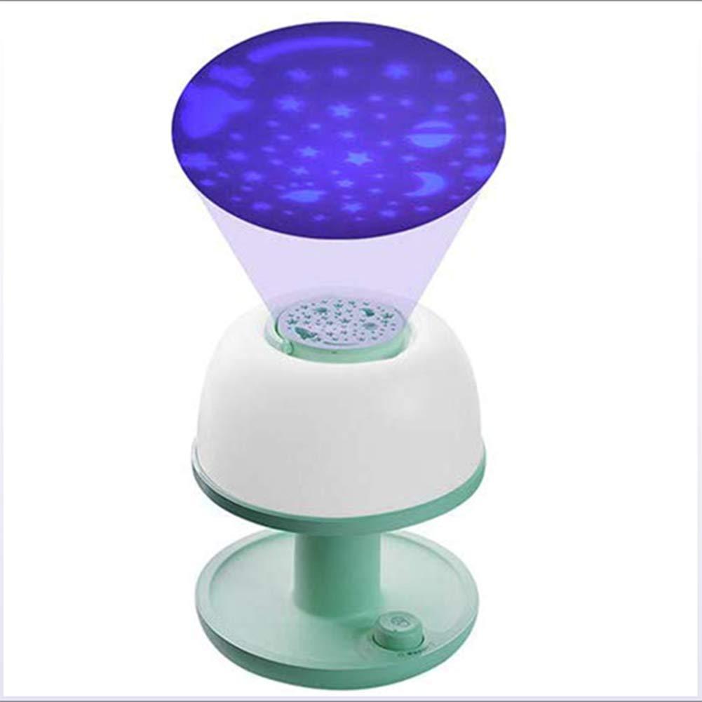 RTYU Ahorro de energiaCreativa Aurora Boreal Starlight Proyección ...