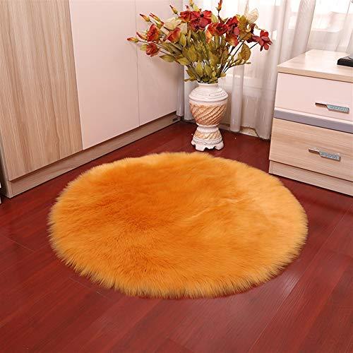 Alfombras Redondas 150 Pelo alfombras redondas  Marca Insun