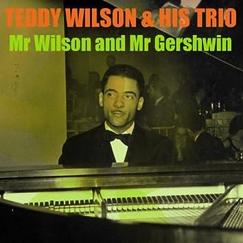 Mr. Wilson and Mr. Gershwin