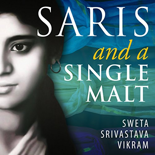 Saris and a Single Malt audiobook cover art