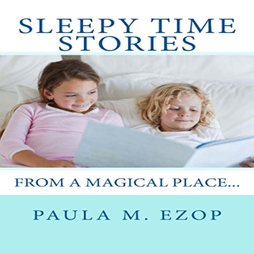 Sleepy Time Stories audiobook cover art