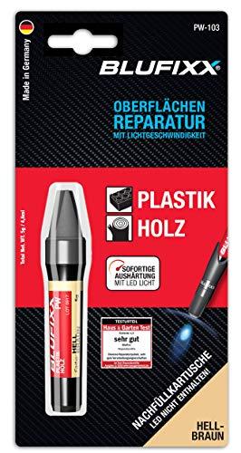 BLUFIXX Smart-Repair PW Kartusche HELLBRAUN 5g DE
