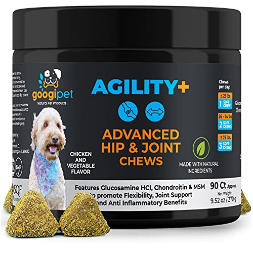 Top 10 best selling list for supplements for agility dogs