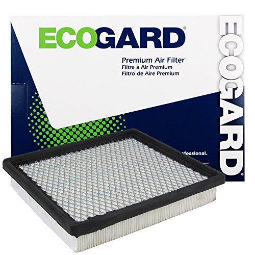 Ecogard XA5396 Premium Engine Air Filter Fits Dodge, Grand 3.8L 2.4L 2009-2019, Caravan 3.3L 2001-2007, Journey 3.5L 2009-2010