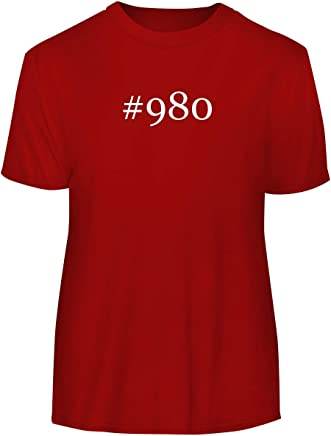 One Legging it Around #980 - Hashtag Men's Funny Soft Adult Tee T-Shirt