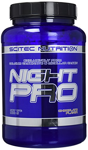 Scitec Nutrition Night Pro Proteína, Chocolate - 900 g