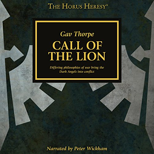 Call of the Lion audiobook cover art
