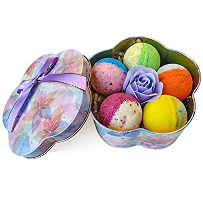 5+1 Bath Bombs Gift