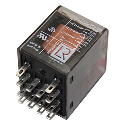 5 v cc pcb spco Te Connectivity // SCHRACK-pe014005-relais