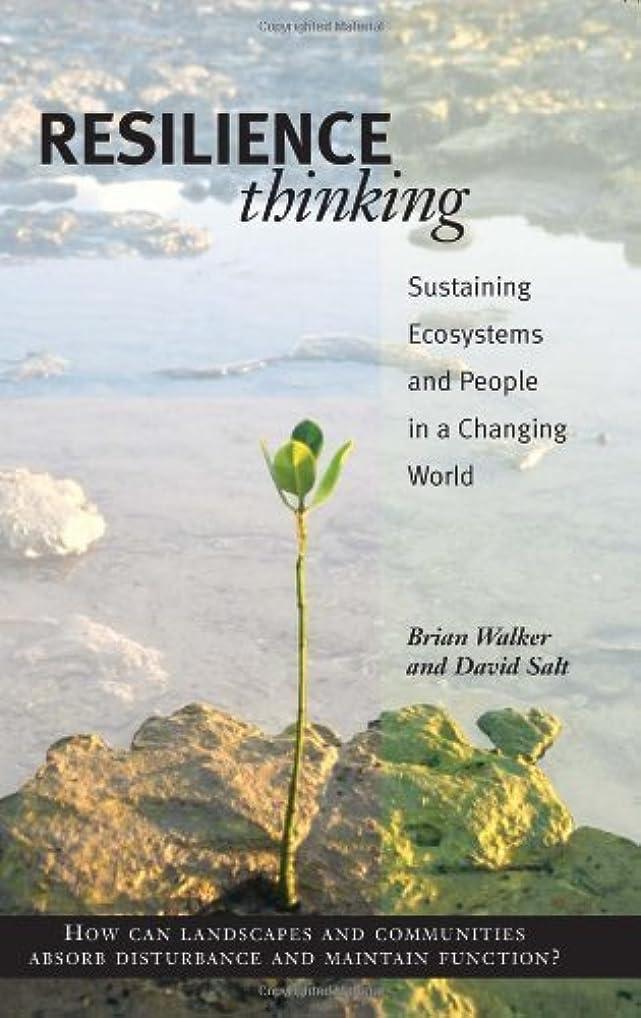 組み込むホイストブローホールResilience Thinking: Sustaining Ecosystems and People in a Changing World (English Edition)