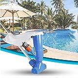 PiAEK Herramientas de limpieza de piscinas, aspirador de piscina, kit de limpieza portátil para el hogar