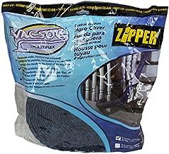 Genuine Plastiflex 30ft Central Vacuum Zippered Hose Sock Cover.