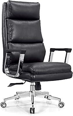 BlackEdragon Sillón de Masaje eléctrico con Taburete, sillón ...