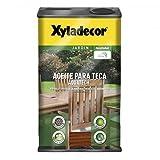 Xyladecor Aceite para Teca Aquatech color Teca 5 L