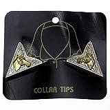 Relieve de cabeza de Caballo Collar conectores, Collar puntas para tacos de, Western