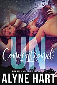 UNconventional: a mfm menage romance (The Island Duet Book 2) by [Alyne  Hart]