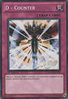 YU-GI-OH! - D - Counter (LCGX-EN153) - Legendary Collection 2 - 1st Edition - Common