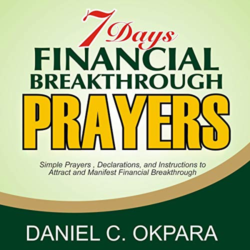 7 Days Financial Breakthrough Prayers cover art