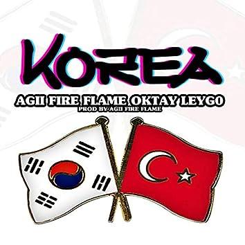 Korea (feat. Oktay & Leyg0)