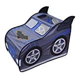 Product Image of the Batman Pop Up Batmobile Tent – Indoor Playhouse for Kids | Toy Gift for Boys...
