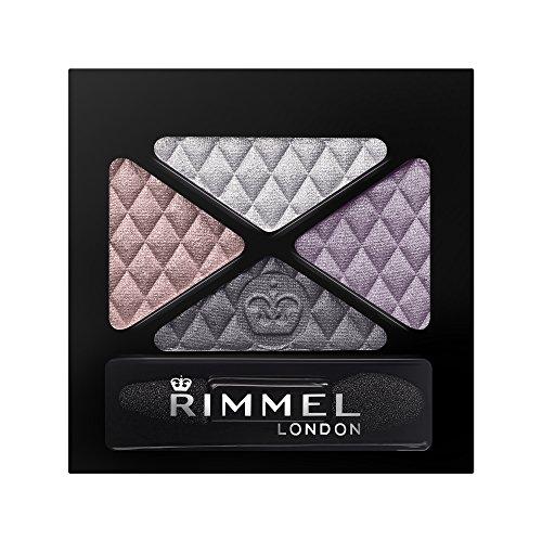 Rimmel Eyeshadow Quad Eyeshadow Palette - Beauty Spells 023