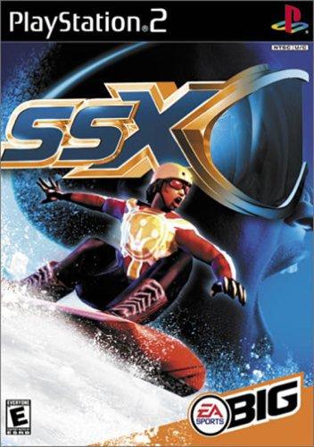 SSX Snowboard Supercross