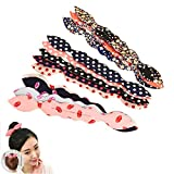 Lovef 6Pcs Women's Korean Magic Hair Accessories Cute...